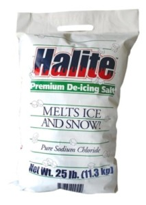 Halite Bagged Salt