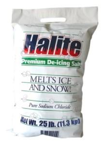 Halite Bagged Salt