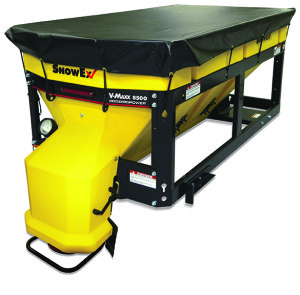 Brennan Landscaping now sells equipment to apply deicer or liquid for the snow plow contractor, property manager or other end user.